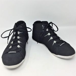 Converse Basketball Shoes High Top Black 10